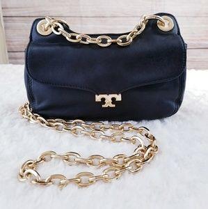 Tory Burch T Megan Reva Chain Crossbody Bag